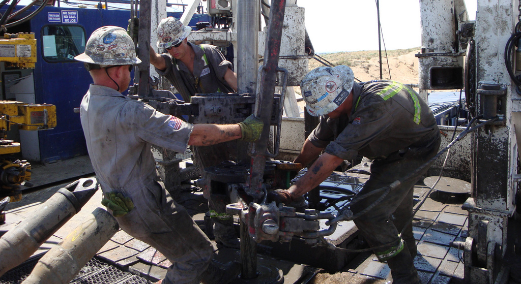 The Dangerous Life of a Roughneck: The truth about oil