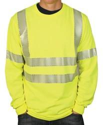 National Safety Apparel hi-vis FR shirt