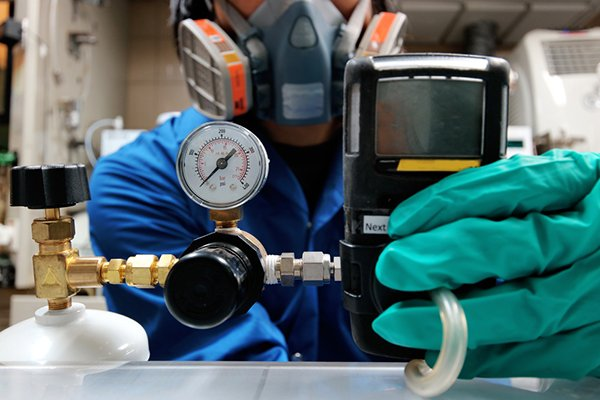 Maintaining Gas Detection Device Calibration