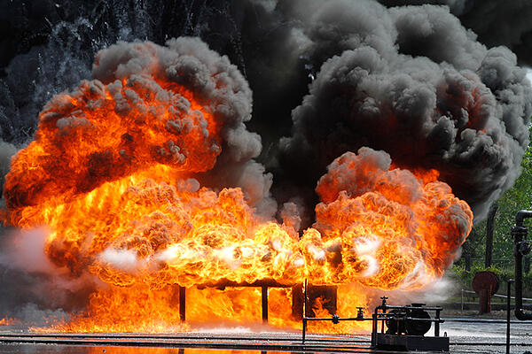 Mainting Gas Detection Devices Prevents Fires