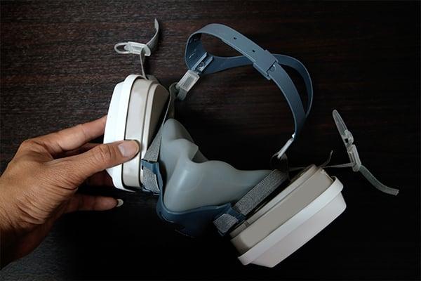 RMI Respirator Image 1