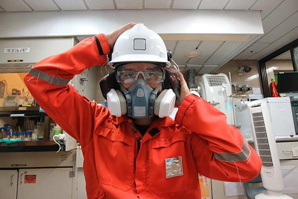 Respirator Fit Testing Image 1