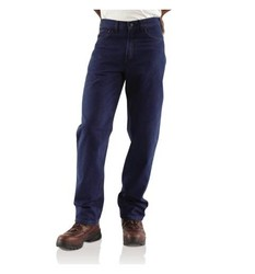 Carhartt Men's Flame-Resistant Relaxed-Fit Jeans